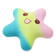Vlampo Squishy Starfish 14cm Sweet Slow Rising Original Packaging Collection Jouets Décoratifs