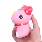 Elk Girl Squishy Soft Slow Rising Collection Gift Toy With Packaging