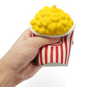Squishy Pop Corn 12cm Soft Slow Rising 8s With Packaging Collection Gift Decor Toy