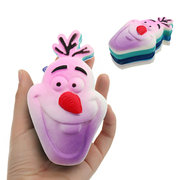 Squishy Clown Cartoon Soft Toy Slow Rising Toy Cute Gift Collection
