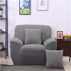 Два сидения Твердые цвета Текстильные спандекские стильные коврики