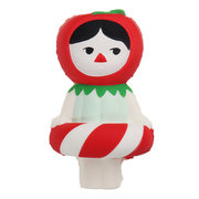 Cherry Girl Squishy Slow Rising Soft Collection Gift Decor Toy With Packaging