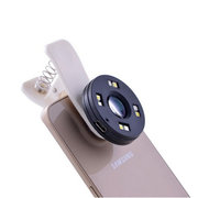 68X Mobile Phone General Clip Microscope Magnifier Magnifying Glass LED Tools Magnification Camera