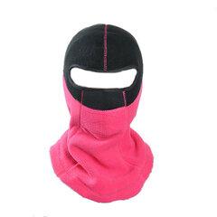 Homens Mulheres Ao Ar Livre Quente À Prova de Vento CS Velo Cap Cap Cheek Máscara Chapéu Equitação Esqui Chapéu Capuz