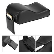 Universal PU Leather Car Armrest Pad Memory Foam Universal Auto Armrests Covers with Phone Pocket