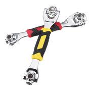 48-in-1 360 Degree Socket Tiger Wrench Spline Bolts Universal Car Repair Tools
