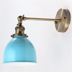 E27 Modern Retro Vintage Sconce Edison Wall Light Bulb Lamp Shape Cafe Bar Coffee