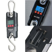 Mini 300kg/100g Precision Digital Electronic Hanging Scale Crane Weight Scale with LCD Display Heavy Duty
