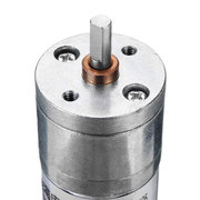 Chihai GM25-2425 6V 230rpm 1:35 Ratio DC Motor Micro Strong Magnetic Carbon Brush Reduction Motor