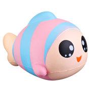 Игрушка Rainbow Fish Squishy Slow Rising с оригинальной упаковкой