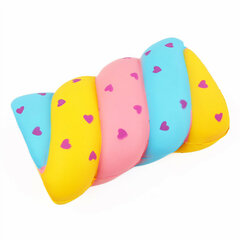 Cotton Candy Squishy Soft Slow Rising With Packaging Collection Gift Marshmallow Toy
