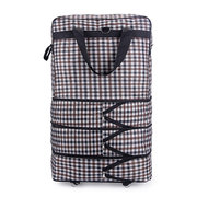 Honana HN-TB36 Expandable Rolling Travel Storage Bag Light Weight Rolling Wheeled SuitCase