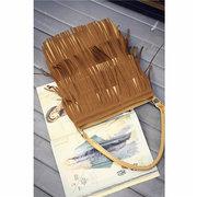 Femmes glands élégant occasionnel sacs à main dames loisirs shopping sacs à bandoulière