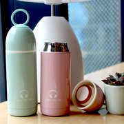 MIUK WT-01 304 Stainless Steel Vacuum Cup Insulation Bottle 300mL 12 Hours Heat And Cold Keeping