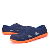Men Hollow Out Brethable Beach Sandals Soft Slip On Upstream Shoes