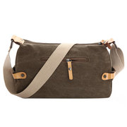 Women Multi-pocket Casual Portable Shoulder Bags Crossbdy Bags