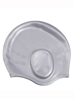 Pure Silicone Ear Protection Swimming Cap