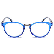 Femmes Hommes Floral Light Anti-fatigue Confortable Vogue Informatique Lunettes De Lecture