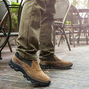 Sport all'aria aperta da uomo su scarpe da ginnastica casual da trekking