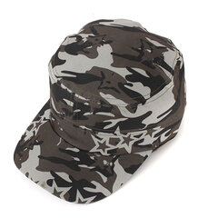 Men Army Camouflage Military Soldier Hats  Sport Cap Jungle Flat Hat