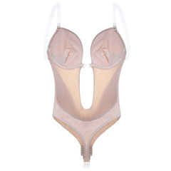 Sexy Seamless Tummy Control Hollow Invisible Shapewear Bodysuits