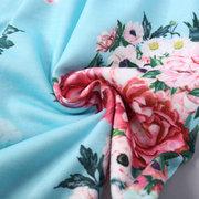 Комбинезоны летние комбинезоны без рукавов с цветочным принтом для девочек 1Y-7Y