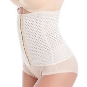Sexy Breathable Hollow Soft Stretchy Belly Control Underbust Corset для женщин