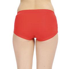 M-3XL Frauen weiche modale gestickte Spitze-Schriftsätze elastische mittlere Taillen-Schlüpfer