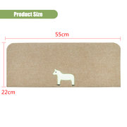 1Pcs Home Bear Claw Pattern Luminous Auto-adesivo Non-slip Floor Staircase Treads Protector Mats
