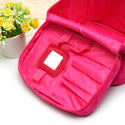 15 Styles Waterproof Dacron Cosmetic Bag Lightweight Storage Bag Travel Bag Wash Bag