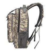 Sac camouflage militaire imperméable de camouflage d'Oxford de grande capacité sac à dos d'ordinateur portable de 14 pouces