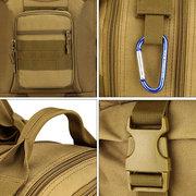 35L-40L sac à dos ajustable tactique militaire de plein air voyage escalade pour homme