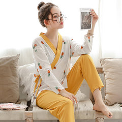 Cardigan in cotone a maniche lunghe Suit Sweet Pineapple Home Service