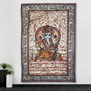 210×145cm Indian Wall Hanging Mandala Bohemian Tapestry Beach Towel Bedspread Home Decor