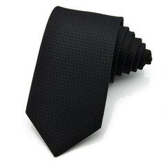 Cravatta formale in jacquard di seta a pois in seta per uomo PenSee