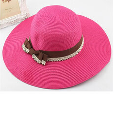 Women Summer Beach Wide Large Brim Sun Hat Visor Cap