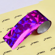 Starry Nail Foils Set Shiny Glitter Nail Transfer Sticker Nail DIY Decoration Tool Nail Manicure