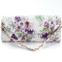Crossbody donna National Wind Print Borsa
