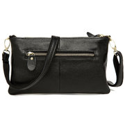 Women Genuine Leather Shoulder Bags Casual Clutches Bags Elegant Crossbody Bags