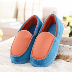 Candy Color Bowknot Slip On Flat Home Shoes