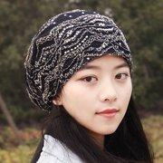 Женское Симпатичный кружевной гибкий хвостик Vogue Винтаж Многофункциональный повседневный шарф Шапка
