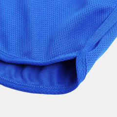 Mens Mesh Swim Shorts Arrow Pants Solid Color Breathable Sports Home Casual Shorts with Liner Pouch