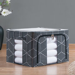 Large Capacity Waterproof Oxford Twill Fabric House Organizer Bag Home Clothes Storage Bag