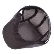 Мужская летняя дышащая хлопковая крышка Beret Vintage Регулируемая кепка Newsboy Cabbie Cap