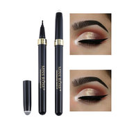 Black Waterproof Eyeliner Long-Lasting Eye Liner Pencil Pen Head Liquid Eyeliner For Eye Makeup