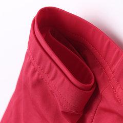 Sexy Knee Length Ice Silk Thin Translucent Thermal Sleepwear Home Undwerwear for Men