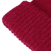 Cappello invernale da donna in lana invernale caldo Vogue Beanie Cycling Orecchio Protaction Collo Warmer Hat