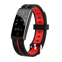 Fashion Color Heart Rate Blood Pressure Oxygen Intelligent Message IP68 Smart Watch For Men