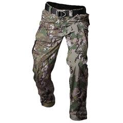 Hombres al aire libre Impermeable Multi-bolsillo Ejecutivo City Tactical Carga Pantalones militar Pantalones