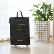 Livingbox Travel Storage Box Luggage Roller Travel Bag Duffel Bag